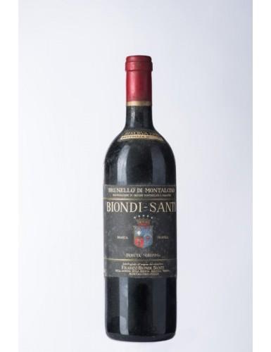 BIONDI SANTI RISERVA 199O